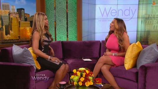 Wendy: Tell us about your implants! Laverne: Off camera, I can talk to you about it. I've chosen not to talk about any of the stuff I've gotten done, because I think so often when trans people's experiences are talked about, far too often we focus on surgery and transition. So I don't talk about that, but I'm very happy with the situation.